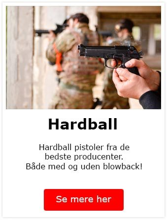 Hardball-softgun