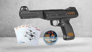 P900-bear-grylls-Gamo luftpistol