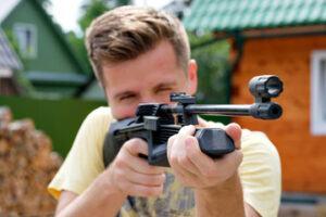 Nitro luftgevær